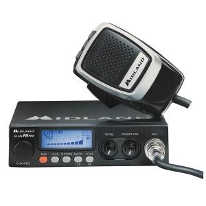 Midland 78Pro CB radio