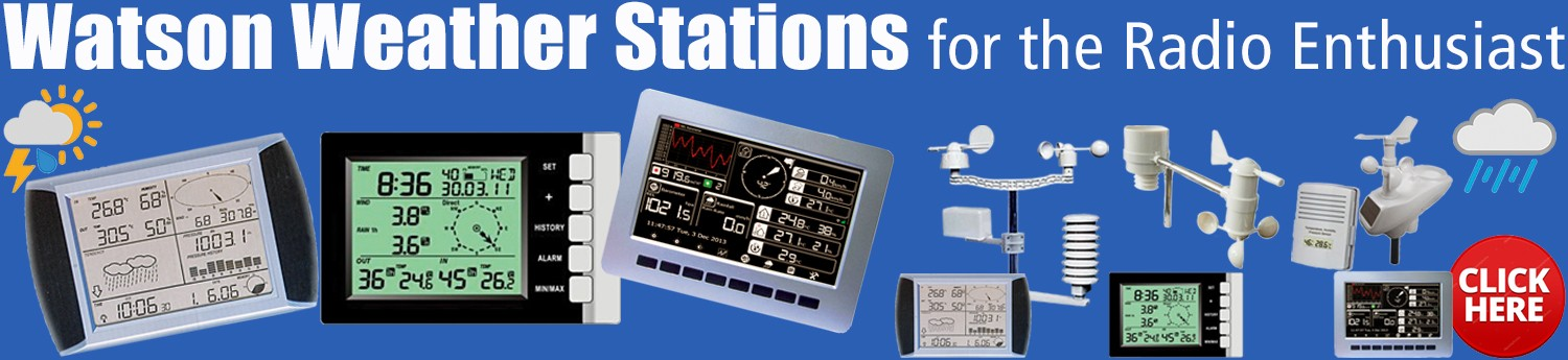 Watson Weather Stations
