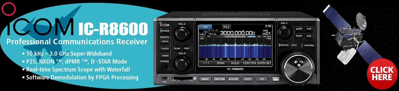 Icom R8600